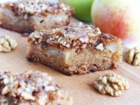 Яблочный пирог на корице