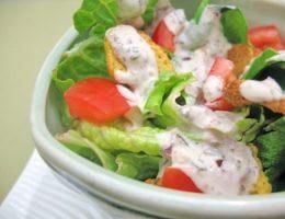 Салат Цезарь рецепт в домашних условиях