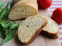Итальянский хлеб