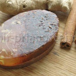 Мыло с имбирем