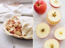 как приготовить пирог с яблоками в духовке
