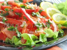 Горчичная заправка для салата